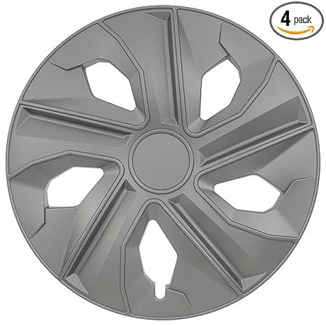 Amazon.com: Krawehl 1102.0000518 Moon Wheel Trim Set 15 ...