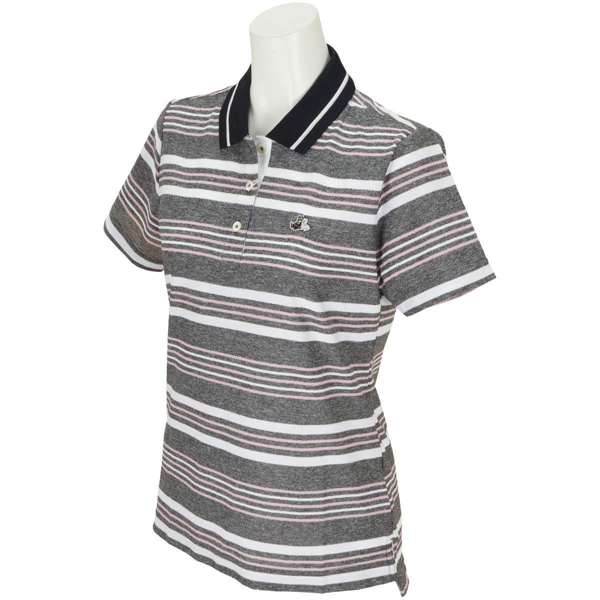 買取り実績  ブラック レディス&ホワイト M ネイビー Black& White 半袖シャツポロシャツ 半袖ポロシャツ レディス M ネイビー B07QG6MXDX, 海草郡:dd9b7f1d --- gazneftprodukt.ru