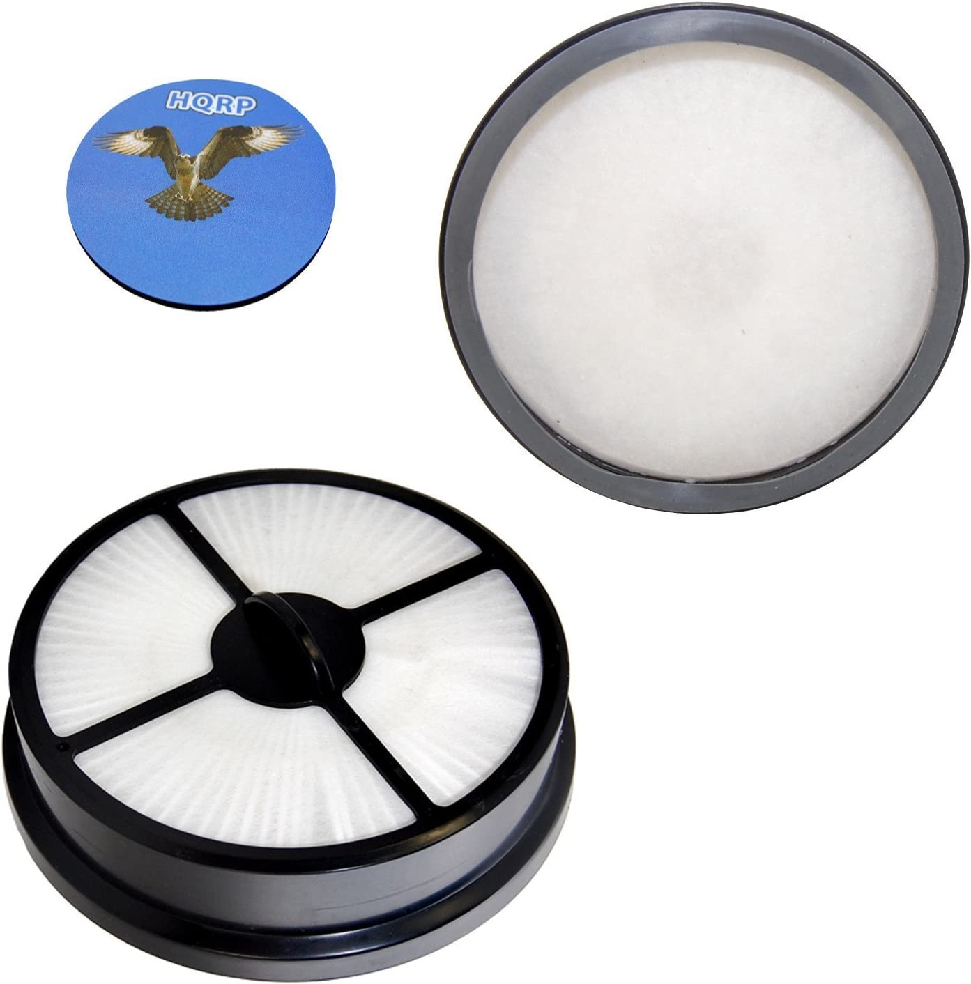 2x HEPA Filters for Electrolux ZAS5200A 5401A Z 5400A EF35 EF-35 LZ5400 5402A