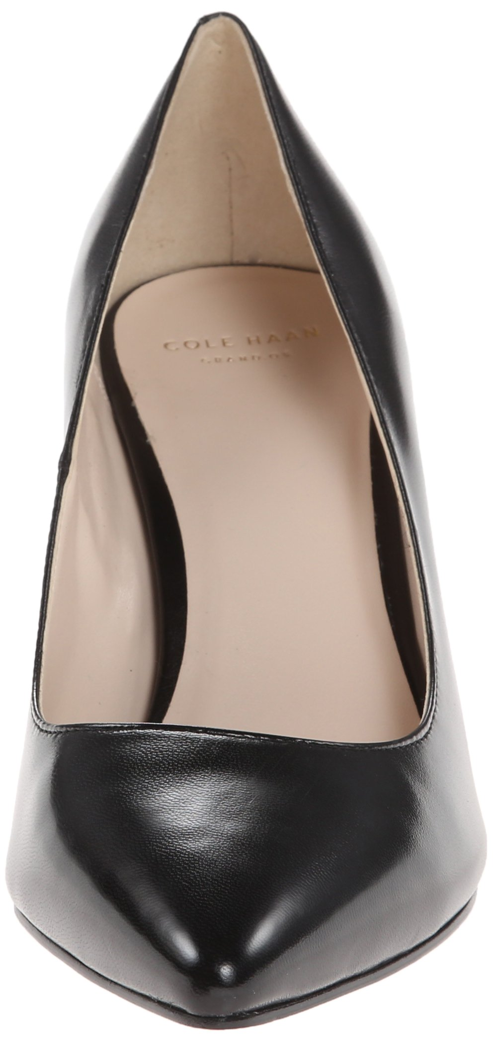 Cole Haan Women's Juliana Pump 75,Black Leather,8.5  B US by Cole Haan (Image #4)