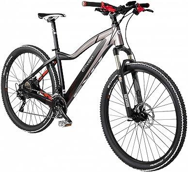 Bicicleta eléctrica BH EVO-29-2016 M, color rojo: Amazon.es ...