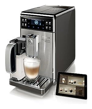 Máquina para café Saeco Gran Baristo Avanti - hd8977/01 Espresso para de café de granos y café molido: Amazon.es: Hogar