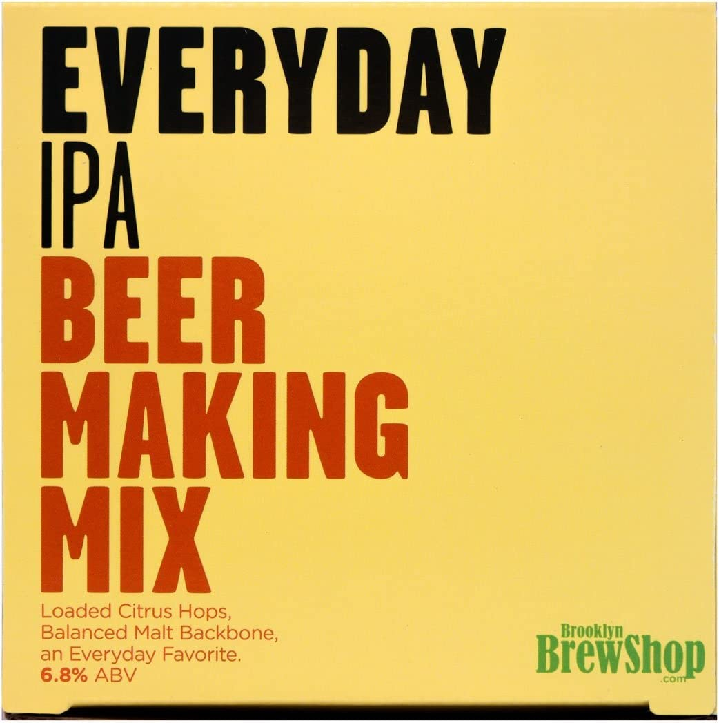 Brooklyn Brewshop - Kit Mix de Ingredientes de Cerveza DIY