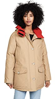 Amazon.com: Woolrich Womens Ws Alquippa Puffy Jacket: Clothing