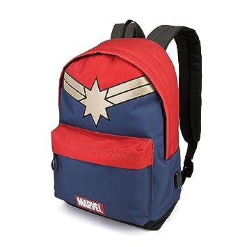 Karactermania Captain Marvel Powerful-HS Backpack Mochila Tipo Casual 42 Centimeters 23 (Multicolour): Amazon.es: Equipaje