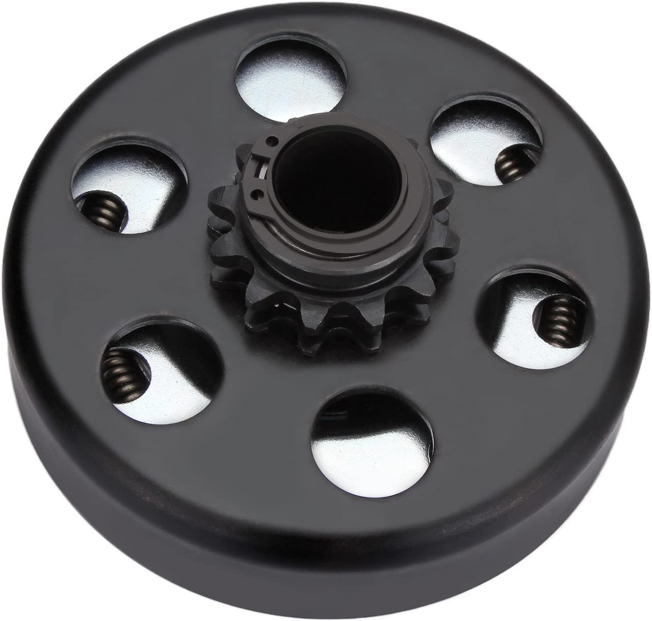 Go-kart Mini-bike Centrifugal Clutch 3//4 bore 12 tooth #35 chain with Set Screws From Madlife Garage