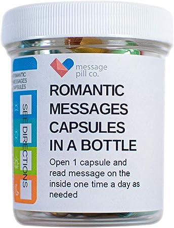 Messages in a Bottle, Romantic Pre-Written Love Letters