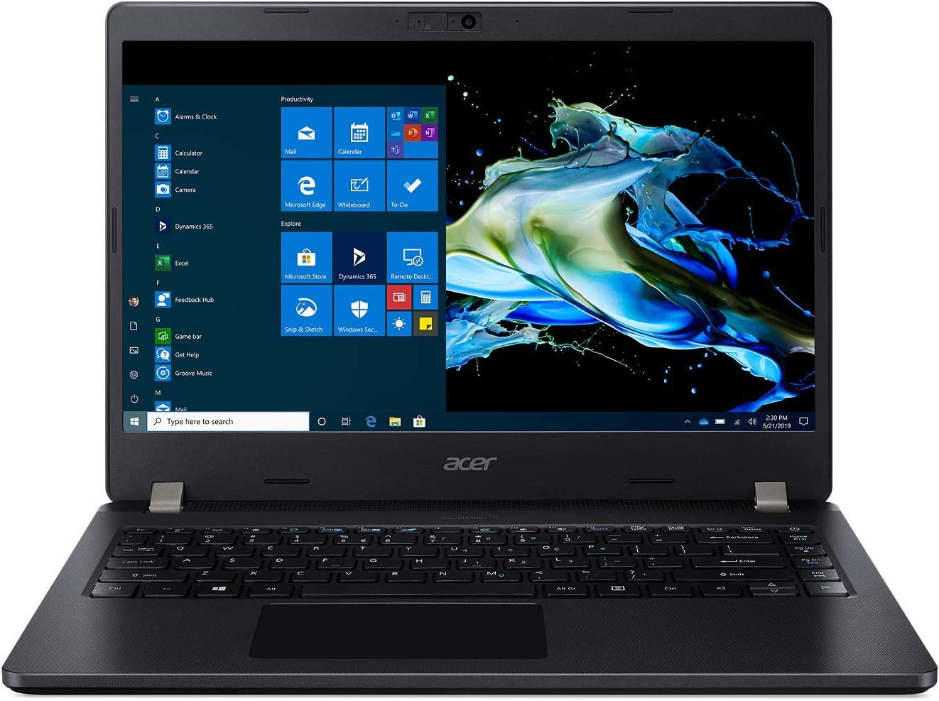 Acer Travelmate Intel i5-10th Gen 14-inch Display Thin and Light Laptop