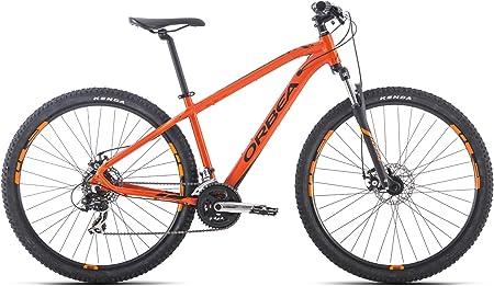 Bicicleta Montaña Orbea MX 50, 29 pulgadas, talla XL, naranja ...