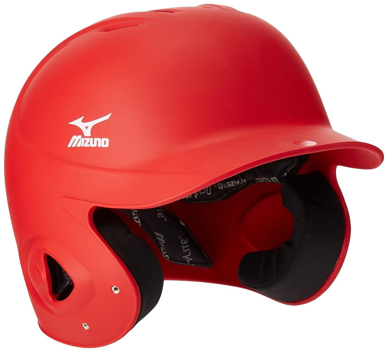 Mizuno MBH200 MVP G2 Fitted Batter's Helmet 380224.0000.04.S-P