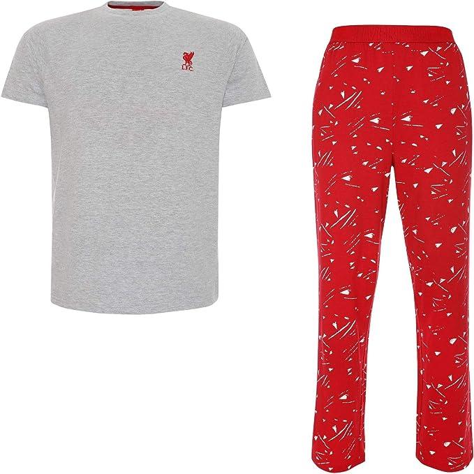 Liverpool Pyjamas I Liverpool Football Club Pyjama Set I Kids Liverpool F.C PJs