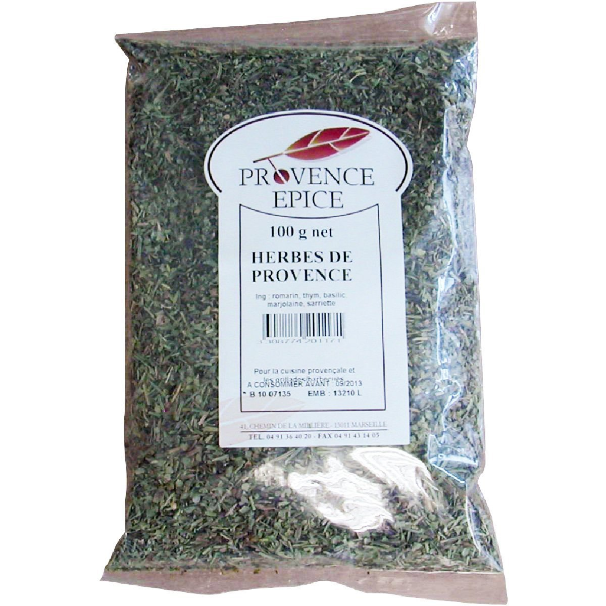 Provence Epice - Provence Herbs From France, Large Bag (3.53oz) (3 PACK)