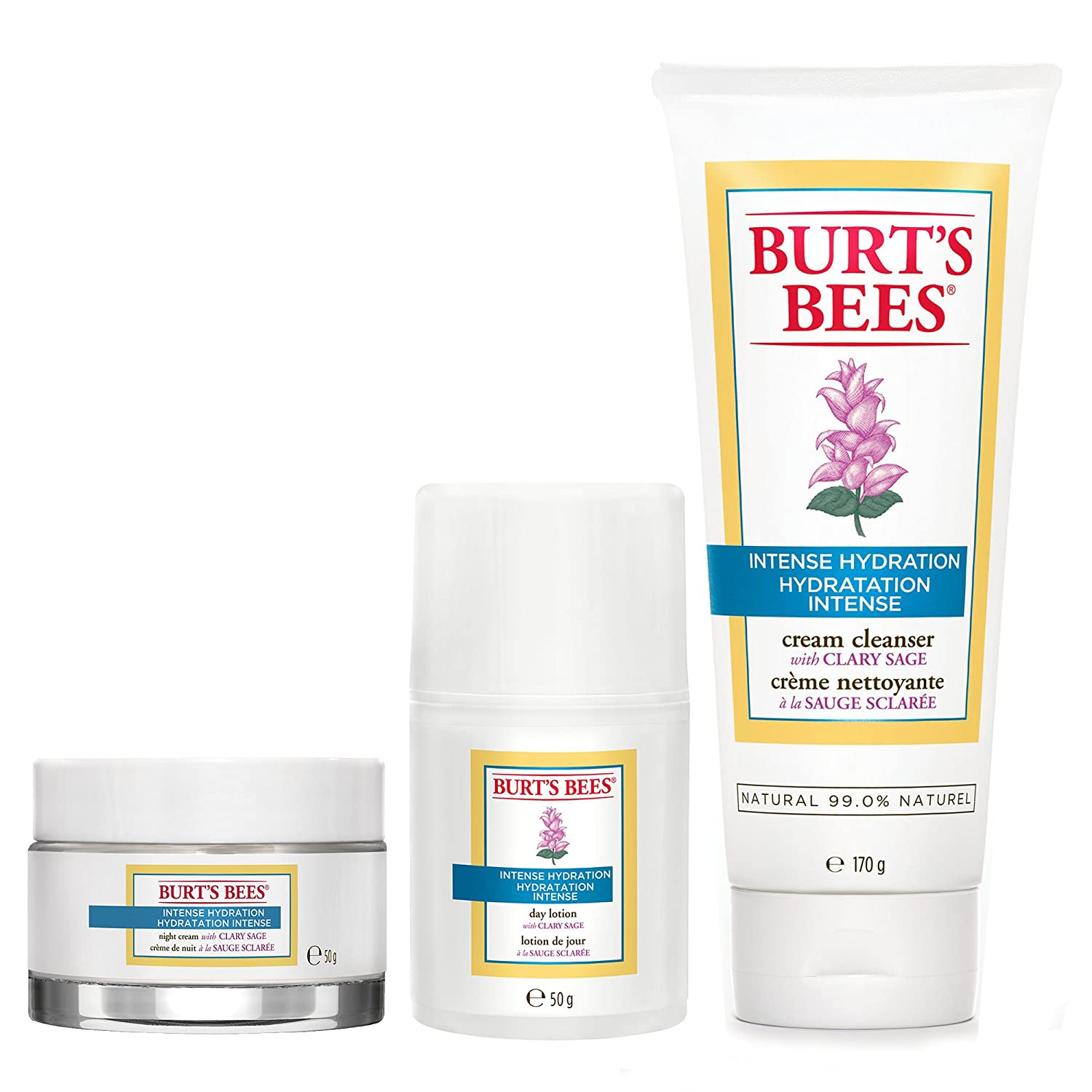 Burt's Bees Intense Hydration Night Cream, 50g CBee Europe Ltd 01691-14