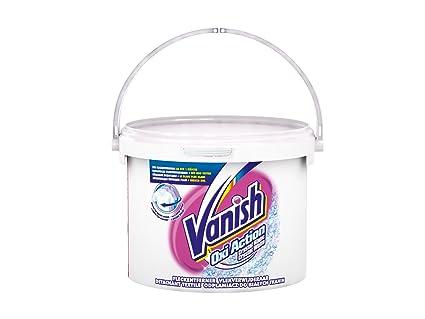 Vanish Quitamanchas Polvo Oxi Action Crystal White Profesional 2,4kg