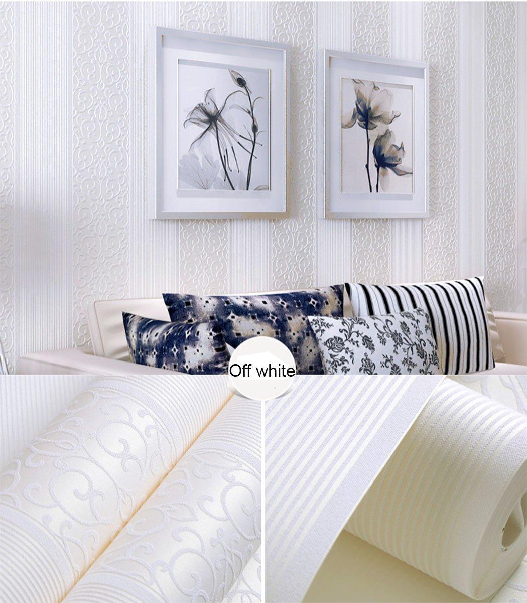 Amazon European Style Peel And Stick Wallpaper Roll Modern