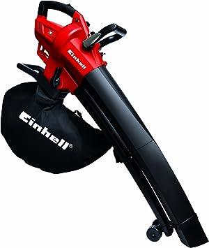 Einhell Aspirador- soplador triturador eléctrico (GC-EL 2600 E), saco de 45 l, 270Km/h, 2600 W, 230V (ref. 3433290): Amazon.es: Bricolaje y herramientas