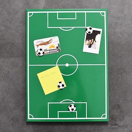 Moroni goma pizarra Memo Board con imanes accesorios casa: Amazon.es: Oficina y papelería