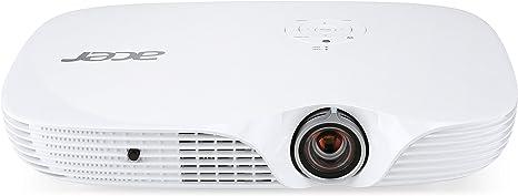 Acer Portable LED K650i - Proyector (1400 lúmenes ANSI, LED, 1080p ...