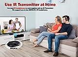 Simolio IR Audio Transmitter, Wireless Infrared