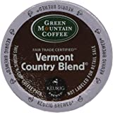 Green Mountain Coffee Vermont Country Blend, K-Cup Portion Pack for Keurig K-Cup Brewers (Pack of 48)