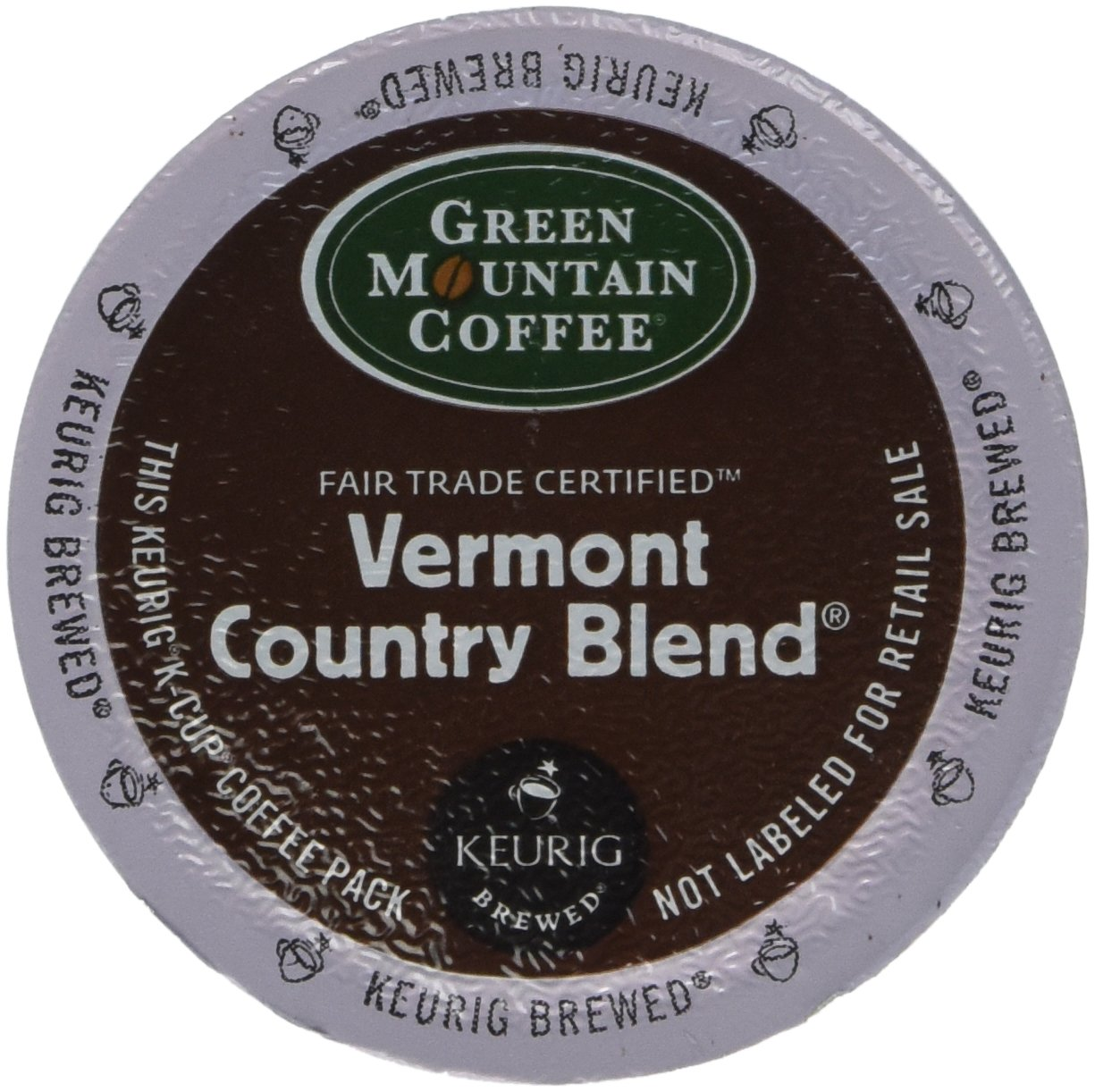 green mountain coffee vermont country blend kcup portion pack for keurig brewers 24count packaging may vary amazoncom grocery u0026 gourmet food - Cheapest K Cups
