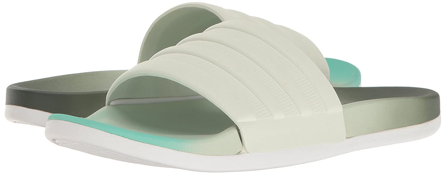 huge selection of d6e81 b14be Adidas Originals Womens Shoes  Adilette CF+ Fade Athletic Slide Sandals,  Utility Ivy Linen Green Easy Green S, (10 M US) ADIDAS Amazon.com.au  Fashion