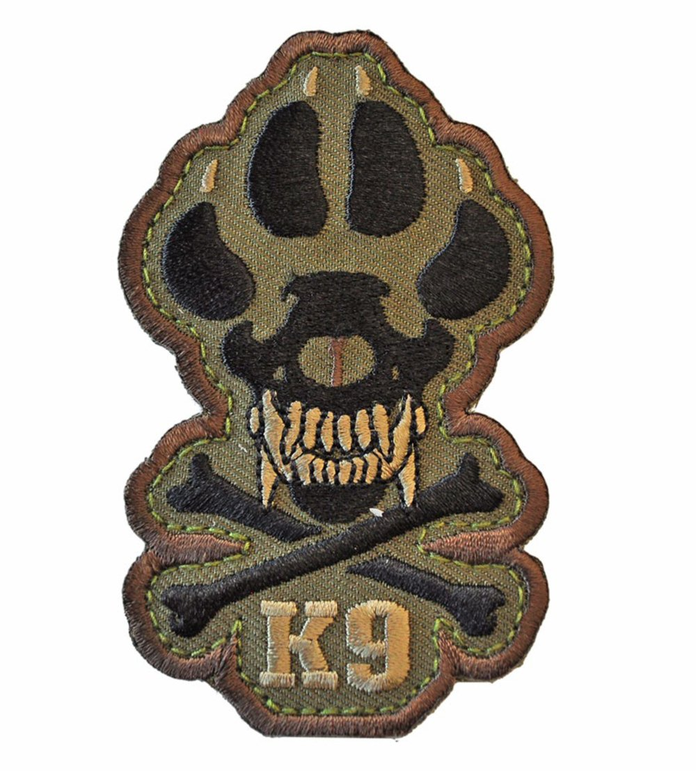 K9 FOREST MIL SPEC PATCH Mil-Spec Monkey 4337022311