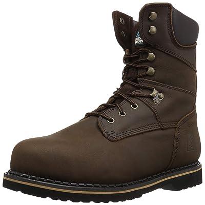 MCRAE Men's Ankle Boot: Shoes