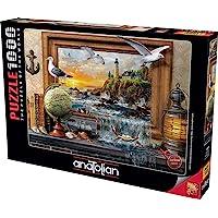 Anatolian - 1025 Denize Ait 1000 Parça Puzzle