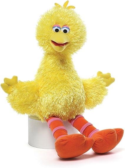 Sesame St set of 10 with Big Bird /& little bird