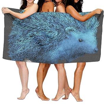 Pillow hats Toalla de Playa Sonic de 203 x 130 cm, Suave y Ligera, Absorbente para Baño, Piscina, Yoga, Pilates, Picnic, Toallas: Amazon.es: Hogar