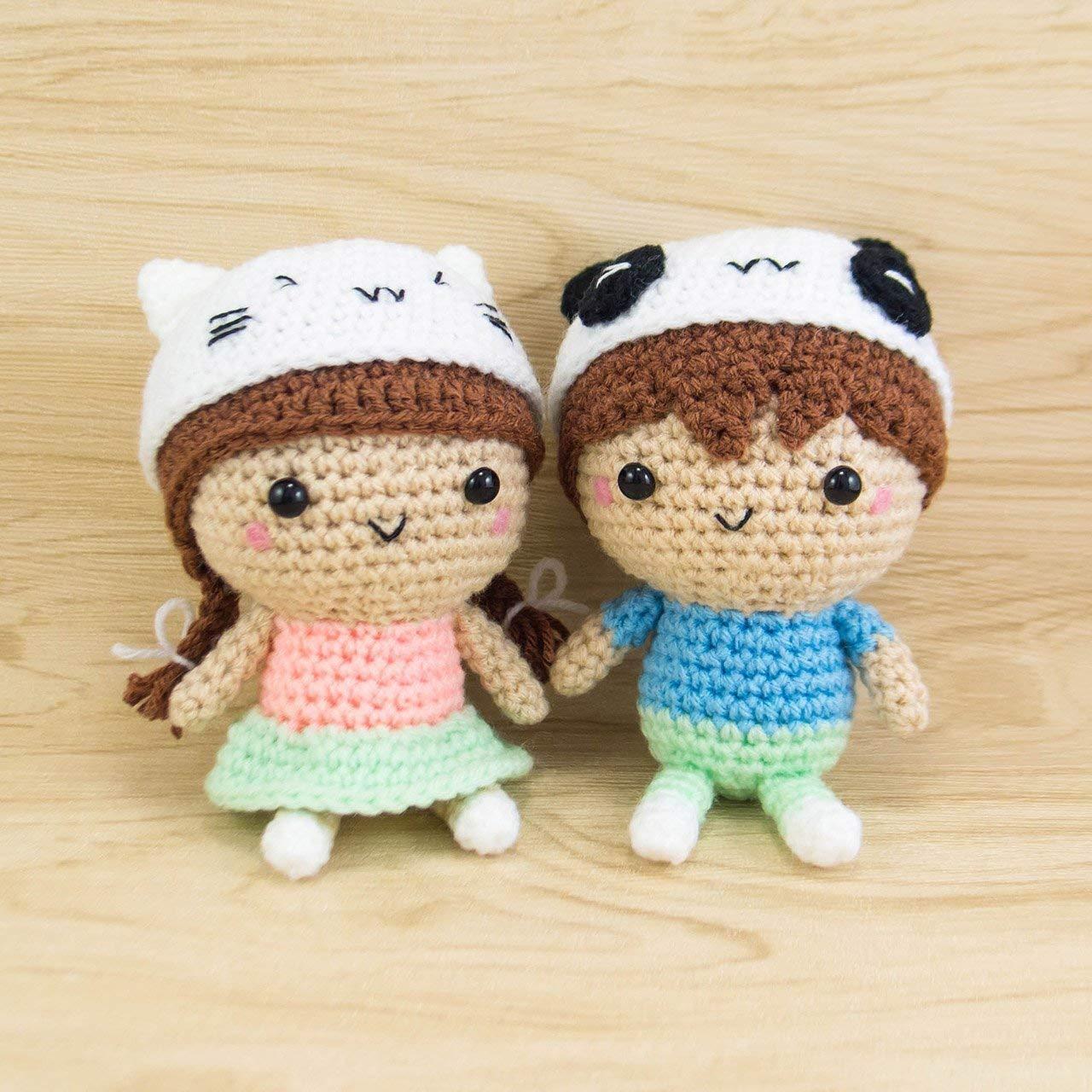 Amigurumi pattern for crochet chinchilla. Crochet cat toy pattern | 1280x1280
