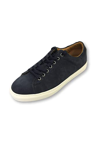 df71d5eb9 Amazon.com | John White 'Bari' Shoes in Navy Size 7 Leather | Shoes