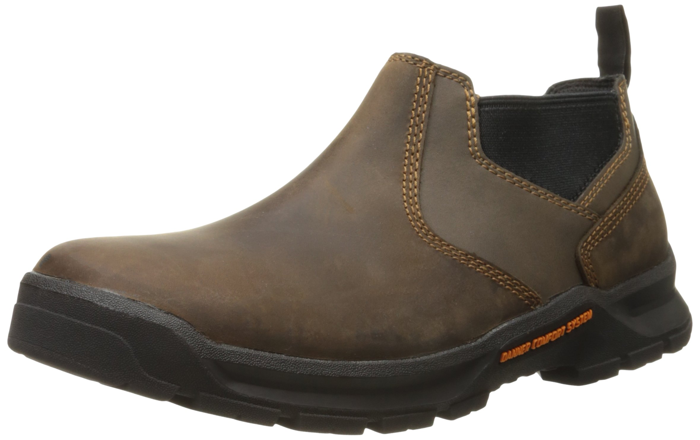 Danner Men's Crafter Romeo 3 inch Work Boot, Brown, 10.5 2E US