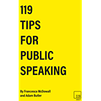 119 Tips on Public Speaking (English Edition)
