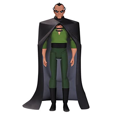 DC Collectibles Batman: The Animated Series: Ra's Al Ghul Action Figure: Toys & Games