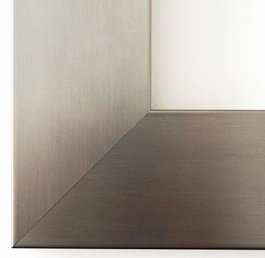 Spiegel Wandspiegel - Novara dkl. Silber 7,0 - Über Über Über 14000 Größen im Angebot zur Auswahl - hier  80 x 80 cm - Maßanfertigung 8c0ad0