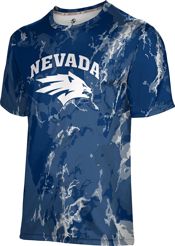Marble ProSphere University of Nevada Mens Performance T-Shirt