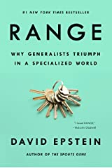 Range: Why Generalists Triumph in a Specialized World Hardcover