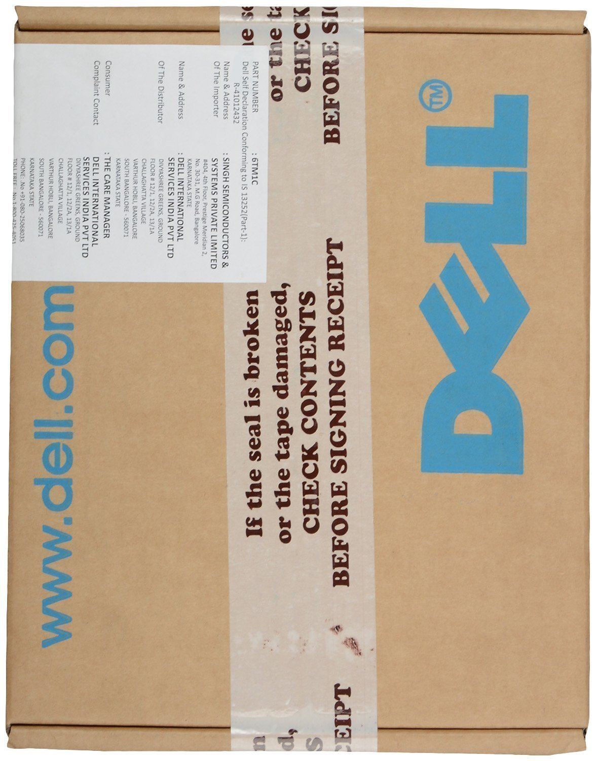 Dell 195v 334amp 65w Laptop Adapter Without Power Cord Buy Noga Indicator Guard Online At Low Price In India