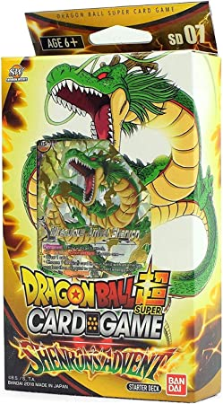 Es una súper batalla de Dragon Ball,Dragon Ball Super Card Game cuenta con personajes no solo de Dra