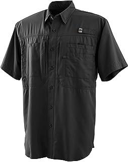 c610719f Reel Legends Mens Saltwater Short Sleeve Shirt Small Bungee Cord ...