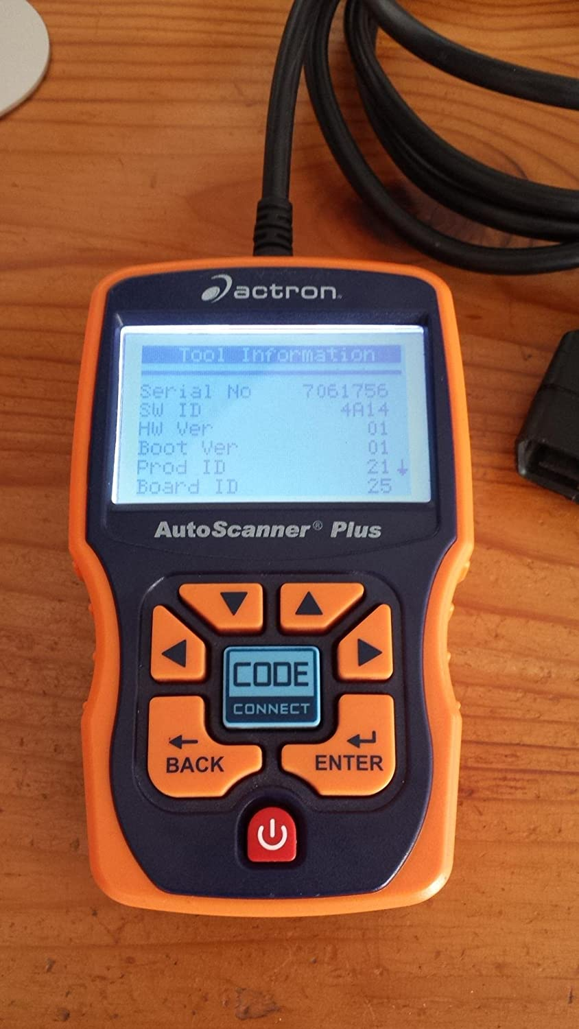 actron cp9580 obd2 auto scanner