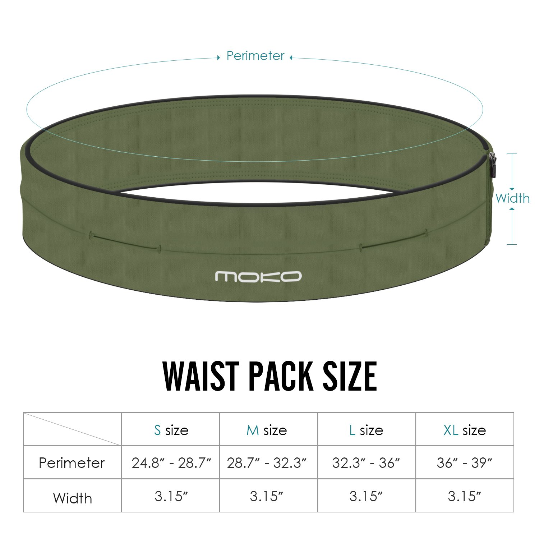 MoKo 4KD Sport Waist Packs