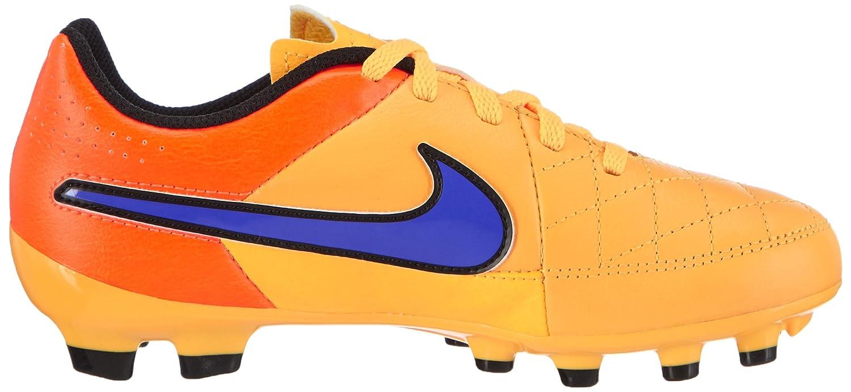 new concept 40c8a 242f4 Nike Tiempo Genio Leather FG, Scarpe da Calcio Bambini e Ragazzi   Amazon.it  Scarpe e borse