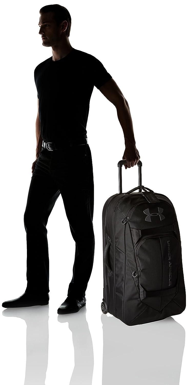 8d12af024739 Under Armour UA Checked Rolling Travel Bag
