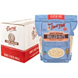 """""""Bob's Red Mill Gluten Free Quick Cooking Rolled Oats, 32 Ounce (Pack of 4)"""""""