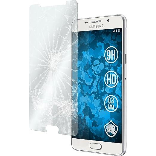 185 opinioni per 1 x Samsung Galaxy A5 (2016) A510 Pellicola Protettiva Vetro Temperato chiaro-