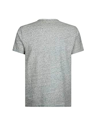 Ralph Lauren Camiseta Polo Tiger Gris Hombre L Twist Heather ...