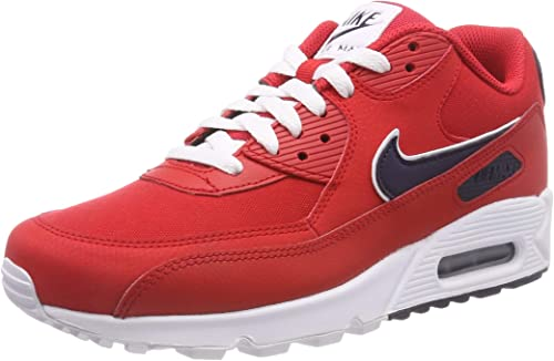 : Nike AJ1285 601: Mens Air Max 90 Essential Gym